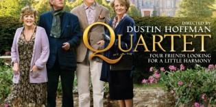 Quartet, retraite en mode lyrique