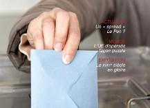 Numéro d'avril  : La France écartelée