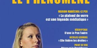 N° de février (148) : Le phénomène Marion Maréchal-Le Pen