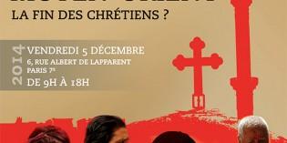 Colloque de l'Aide à l'Eglise en détresse le 5 décembre