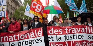 1er mai et syndicalisme : jurassique parc à la française
