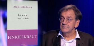 TV : Finkielkraut chez Ruquier