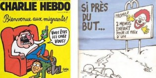 Migrants : le scandale des caricatures