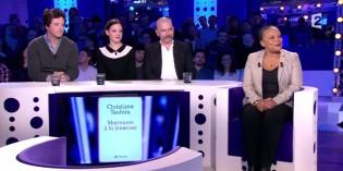 TV : Taubira chez Ruquier…