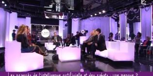 TV: Ce soir ou jamais, l'intelligence artificielle?