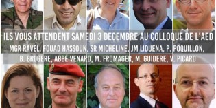 Colloque : en guerre contre le terrorisme