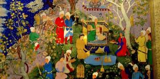 Courrier de Perse