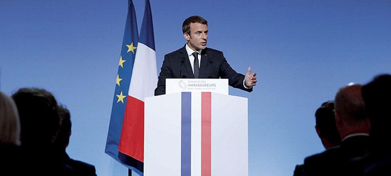 Macron face au terrorisme - Politique Magazine