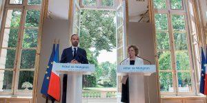 Edouard Philippe et Muriel Pénicaud présentent les ordonnances - Politique Magazine
