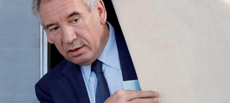 François Bayrou - Politique Magazine