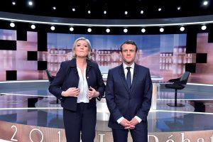 Débat télévisé - Election présidentiel 2017 - Politique Magazine