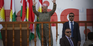 Massoud Barzani - Politique Magazine