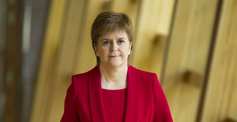 Nicola Sturgeon - Politique Magazine
