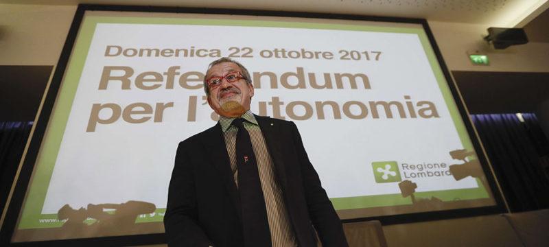 Président de Région de la Lombardie : Roberto Maroni - Politique Magazine