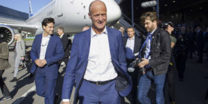 Airbus CEO Tom Enders - Politique Magazine