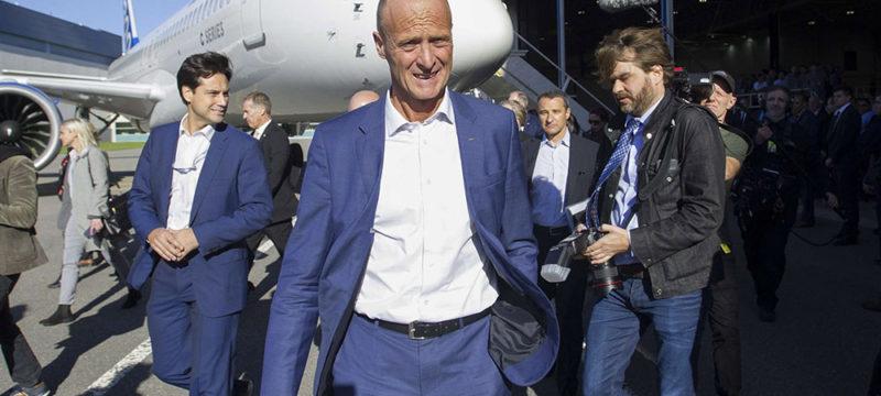 Airbus CEO Tom Enders - Politique Magazine