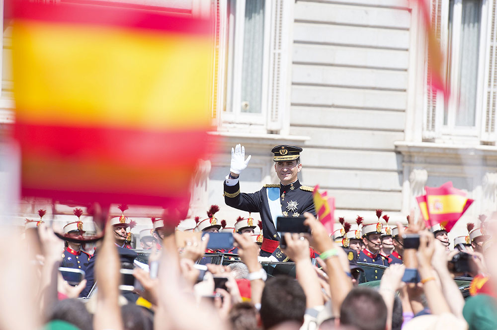 Madrid : le Couronnement de Roi Felipe VI - Politique Magazine