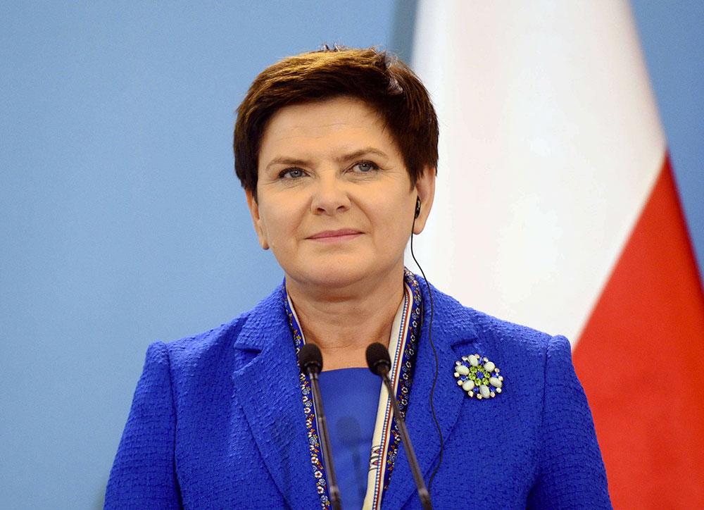 Beata Szydlo - Politique Magazine