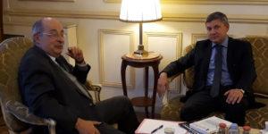 Hilaire de Crémiers et Artem Studennikov - Politique Magazine
