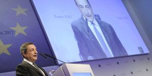 Mario Draghi - Politique Magazine