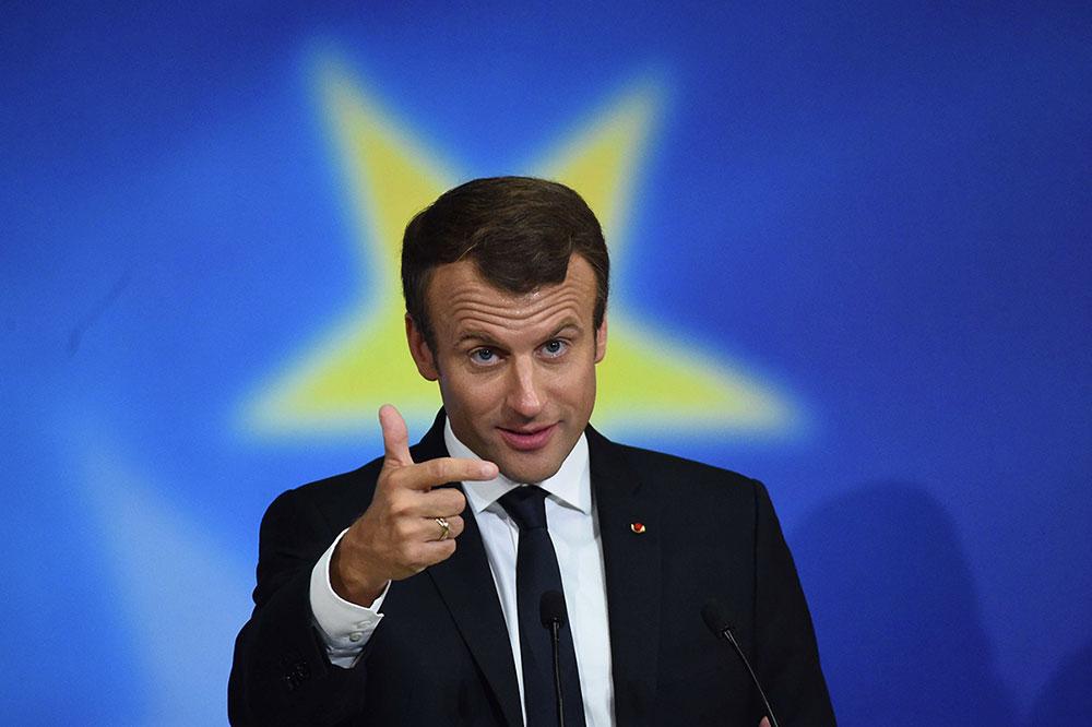 Emmanuel Macron - Politique Magazine