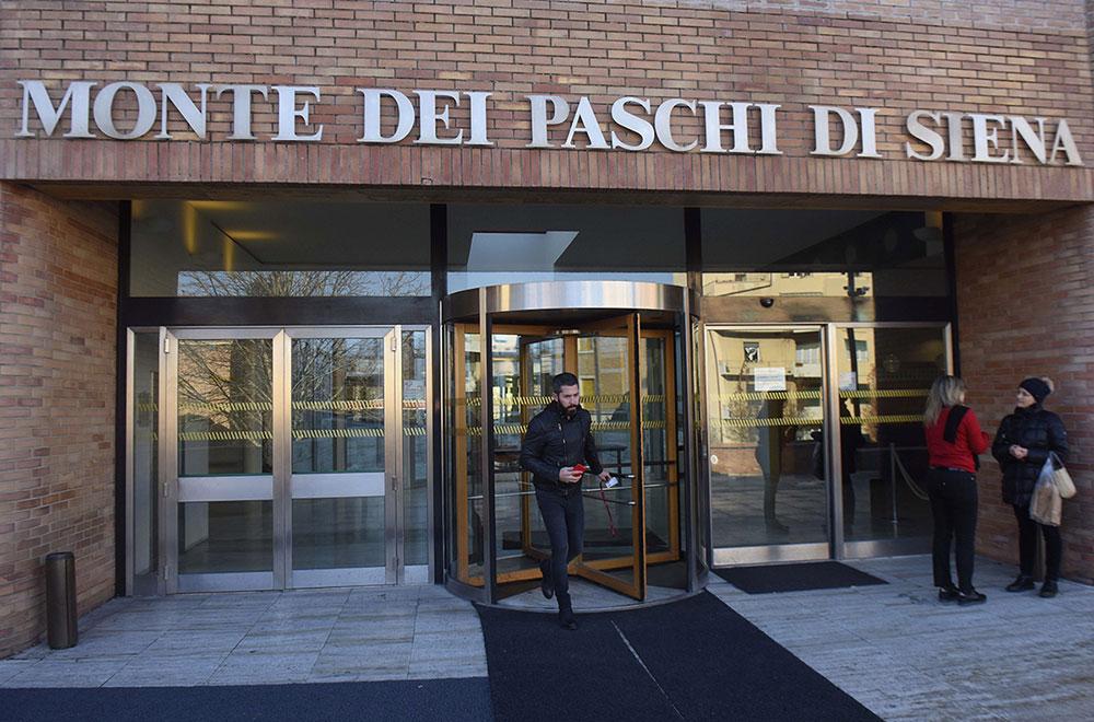 MPS, Monte dei Paschi di Siena bank