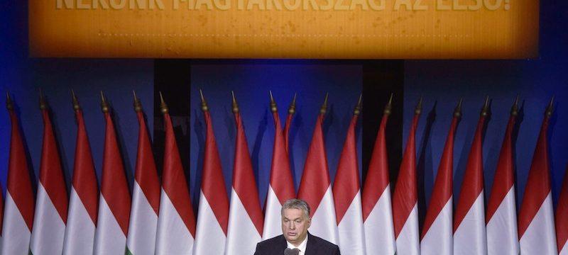Viktor Orban, Premier ministre hongrois, mène l'assaut des nations contre Bruxelles. Politique magazine