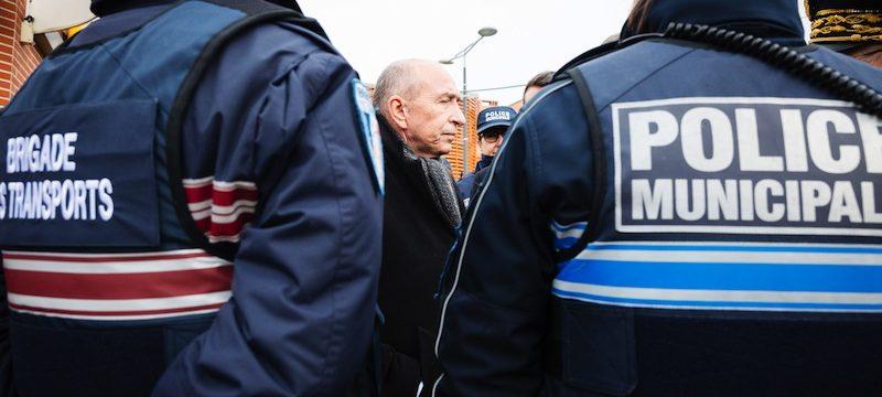 Et si les policiers se font tabasser…que reste-t-il de la police de proximité ? Politique magazine