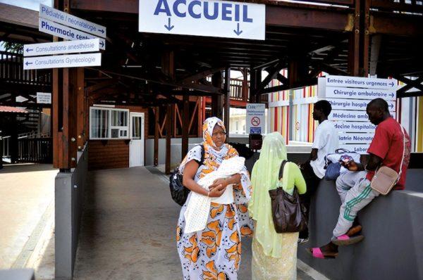 La maternité de Mamoudzou a effectué 9 674 accouchements en 2017. Politique magazine