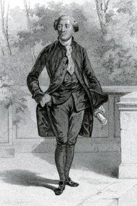 Le père de madame de Staël : Jacques Necker, banquier suisse et ministre des finances de Louis XVI. Politique magazine