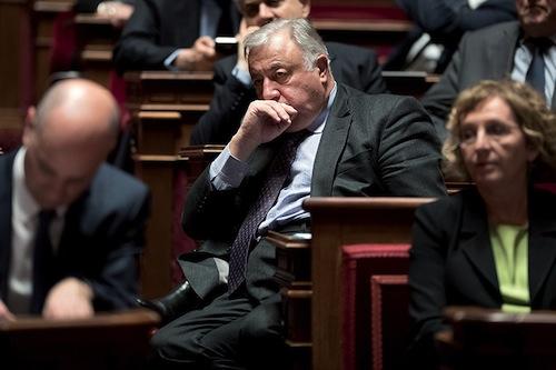 Gérard Larcher : un renard qui défendra jusqu'au bout les prérogatives du Sénat. Politique magazine