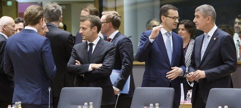 European Council meeting - Politique Magazine