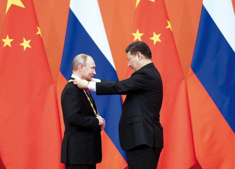 Si la Russie se sent rejetée, elle cherchera en Asie son champ d'extension commerciale.